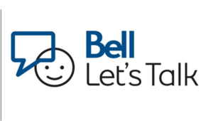 Bell Let's Talk logo