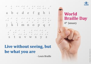 letters of the alphabet in braille